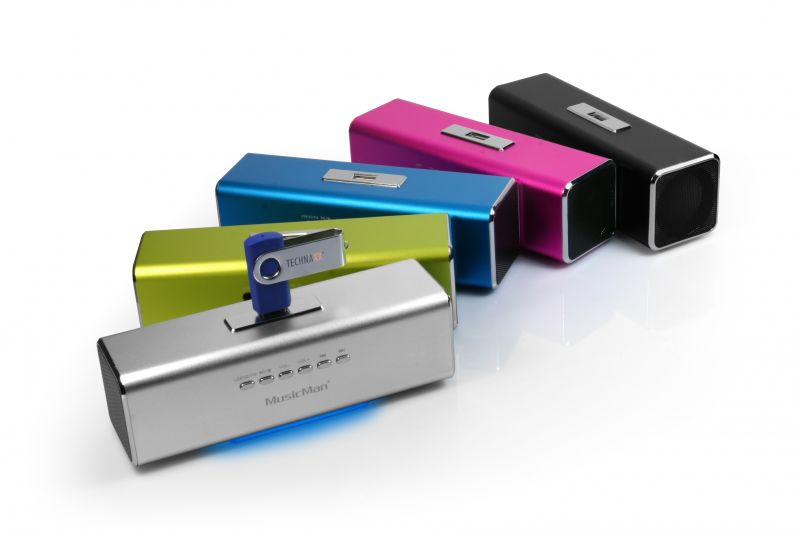Portable Lautsprecher