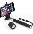 MusicMan NANO Selfie Bluetooth Soundstation BT-X12 schwarz