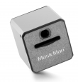 MusicMan Mini Style MP3 Player TX-52 silber