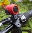 MusicMan NANO BIKE Bluetooth Soundstation wassergeschützt BT-X19 rot