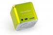 Mini Musicman Wireless Soundstation BT-X2 Grün