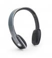 MusicMan Slim Bluetooth Kopfhörer BT-X27 grau