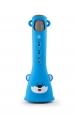 MusicMan Karaoke Mikrofon KidsFun BT-X46 blau