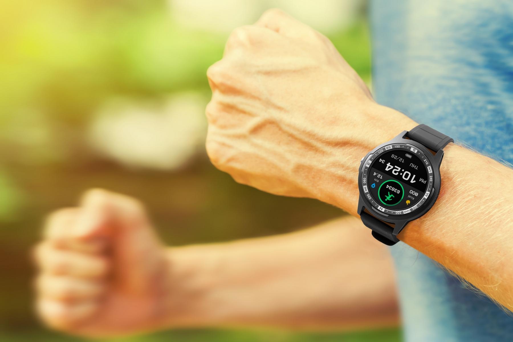 Technaxx-Smartwatch-Joggen